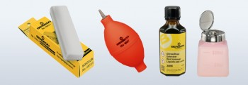 04 Ultraschall, Reinigung, Schmierung, Kleben, Verbrauchsmaterial