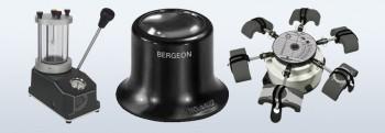 05 Lupe, Mikroskop, Uhrenkontrollgerät, Wasserdichtheitsprüfung, Magnetfeldkontrolle, Uhrenbeweger