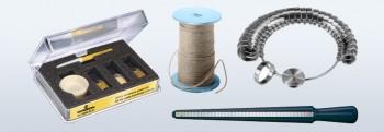 10 Goldschmiedbedarf, Grossuhrwerkzeug, Bestandteil, Löten, Spezialprodukte
