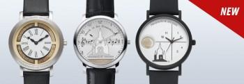 Dresdner Frauenkirche-Uhren
