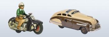 Auto- & Motorradmodelle