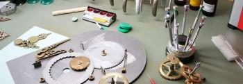 Uhrmacherwerkzeug & Werkstattbedarf