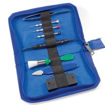 Werkzeugsatz für den Batteriewechsel