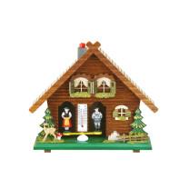 Maisonnette métérologique traditionnelle