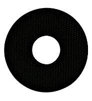 Rondelle en caoutchouc, d'épaisseur 1 mm Ø trou:11 Ø éxtérieur:30