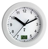 Horloge de salle de bain TFA Horloge radio Affichage de la température