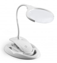 Standlupe mit LED, dimmbar