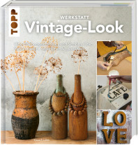 Buch Werkstatt Vintage-Look