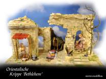 Krippenbausatz Bethlehem