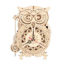 ROKR 3D kit pendulum clock / owl timer Owl Clock