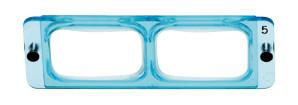 Linsen für Kopflupe 2,5x OptiVISOR