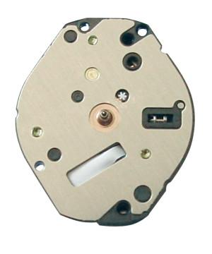Kleinuhrwerk Quarz Japan Y121 H = 4,60 mm SC