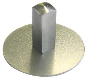Vierkant-Attrappe