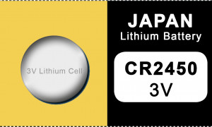 3-V-Lithium-Batterien
