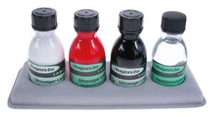 Zeigerlack-Set inkl. 3 Farben und Verdünnung