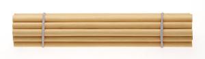 Putzhölzer aus indischem Hartholz Ø 2 mm