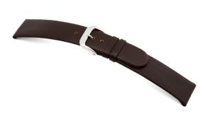 Lederband Merano 14mm mokka glatt
