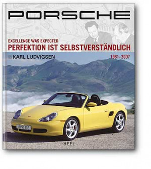 Buch Porsche 1981-2007