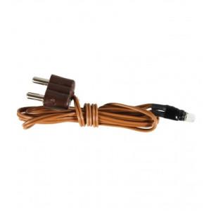 LED Kabel+Stecker warmweiß