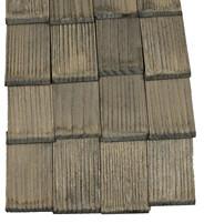 Holzschindeln für den Krippenbau