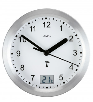 RC Wall Clock Ducky