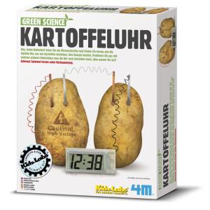 'Kartoffeluhr'-Bausatz