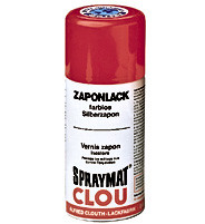 'Spraymat' Zaponlack