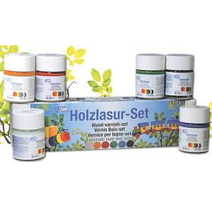 Holzlasur-Set