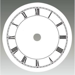 Zifferblätter Ø 57 - 150 mm
