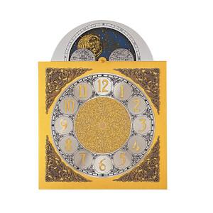 Bogen-Zifferblatt 250 x 330 mm