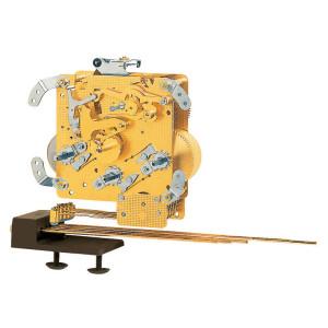 Mouvemnt d'horloge de la table LF Hermle, 7 jours, avec 4/4 gong de Westminster