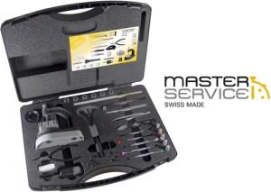 Master Service Werkzeugkoffer Bergeon 7815