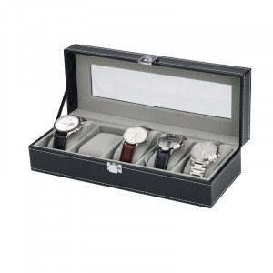 Coffret de collection pour 5 montres