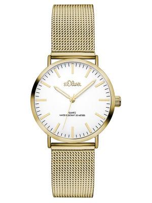 Bracelet-montre pour femme s.Oliver SO-3271-MQ