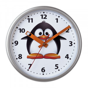 """Wanduhr """"Pinguin"""""""