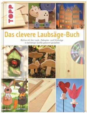 Livre Das clevere Laubsägebuch (le livre intelligent de la scie à chantourner)