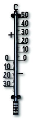 Aussenthermometer, 98x27x415mm
