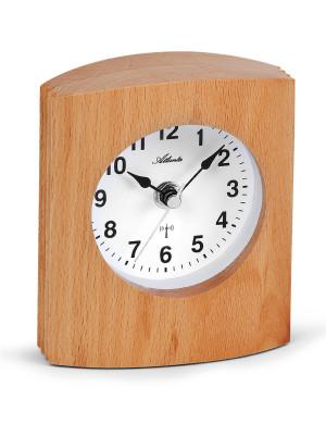 Atlanta 3131 Funktischuhr Holz