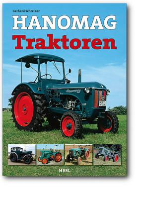 Buch Hanomag Traktoren