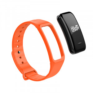 Ersatzarmband für Fitnesstracker, orange