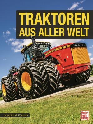 Buch Traktoren aus aller Welt