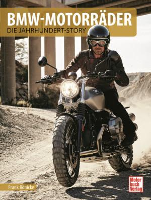 Buch BMW-Motorräder - Die Jahrhundert Story