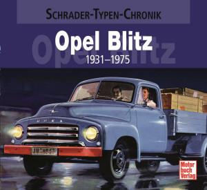 Buch Opel Blitz - 1931-1975