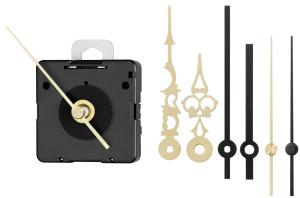 Quarz-Uhrwerk-Set Junghans ME 838 inklusive Zeiger-Set, ZWL 11mm