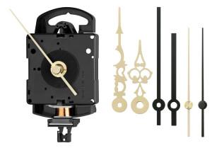 Quarz-Pendel-Uhrwerk-Set Junghans SK 817 inklusive Zeiger-Set, ZWL 16,2mm