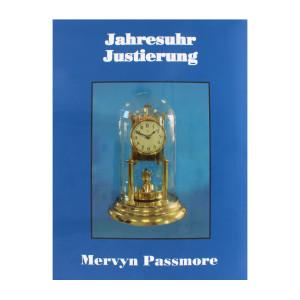 Buch: Jahresuhr Justierung