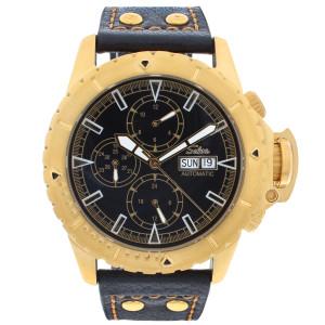 SELVA Montre-bracelet d'homme »Vasco« - doré