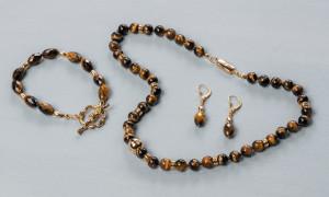 Bricolage de la bijouterie: L'œil-de-tigre