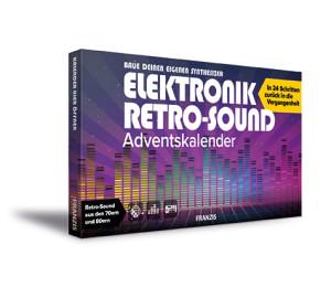 Calendrier de l'Avent sound électronique rétro