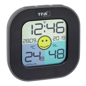 Thermomètre-hygromètre numérique